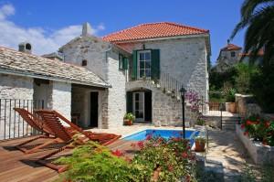 Villa Maruka Mirca Brac